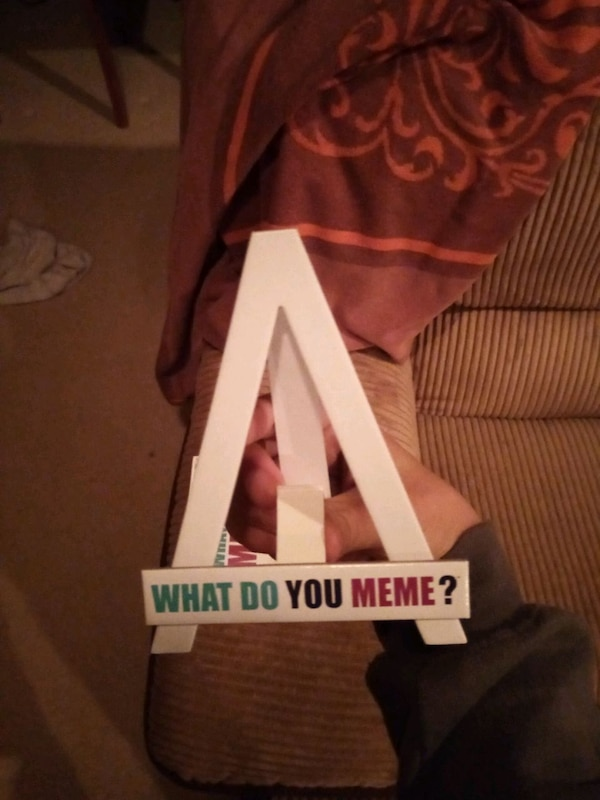 What Do You Meme? Card game 2