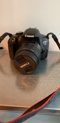 Camera Canon rebel T4i with 18-55mm lens Vancouver, V6H