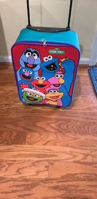 red and blue Paw Patrol print bag Columbia, 29209