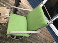 Four swivel patio chairs Kensington, 20895