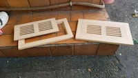 wooden vent covers ! Toronto, M6N 2B6