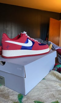Air Force 1 (barbershop edition) size (9.5) Hanover, 17331