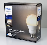 Philips Hue White A19 60W 2-Bulb/1-hub Starter Kit  Sharon