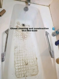 Clean -  before and after Owings Mills