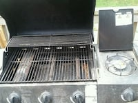 black and gray gas grill Niagara Falls, L2E 2A3