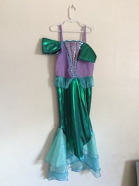women's purple and teal sleeveless dress North Las Vegas, 89030