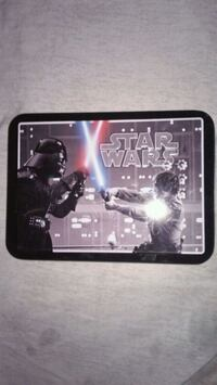 Star Wars 2 Pack Trading Cards in Tin Box