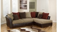 Brown sectional in excellent condition Bethesda, 20817