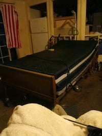 Hospital bed electric two brand NEW mattresses gel NEVER sleept ON$800 Fairfax, 22038