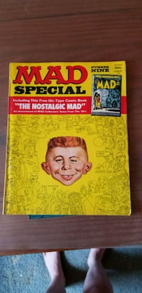 MAD COMIC BOOK  Jessup, 20794