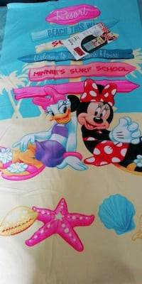 Serviette de plage Minnie