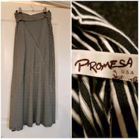 Great price for this maxi skirt!!! Vaughan, L6A 1C6