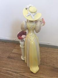 Miss Elby Avon award figurine