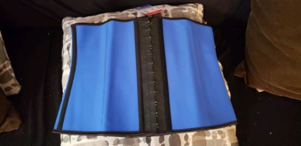 New with Tag Blue Waist Trainer  2fd9df0a-2496-4876-928a-8fa5a6a7b7a1
