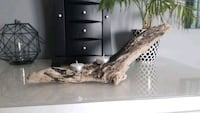 Driftwood Candle Holder Barrie