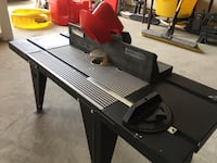 Router Table with Router Sherrills Ford, 28673