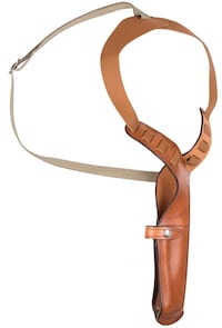 Bianchi X15 Shoulder Holster - Tan Upper Marlboro, 20774