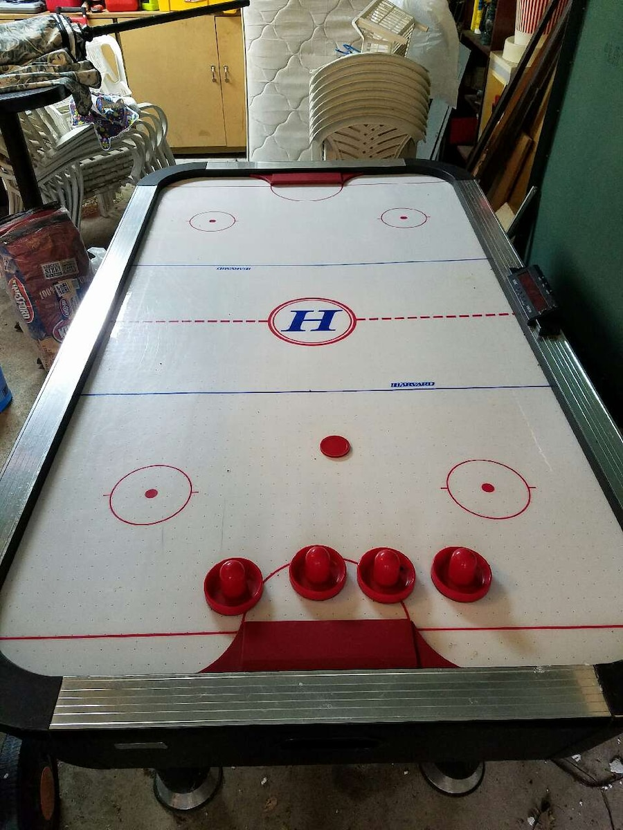 Harvard Air Hockey Table For Sale