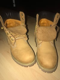 Men Timberland Boots (tan)- Good condition Waldorf, 20601