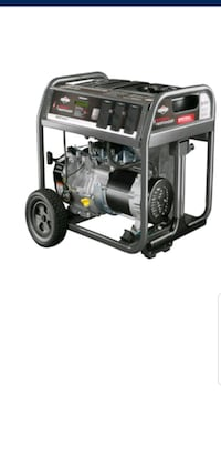 black and gray portable generator Silver Spring, 20910