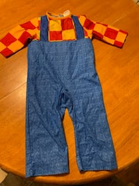 Bob the builder costume Edmonton, T6T 1G3
