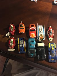 Slot car bodies / have some damage Commack, 11725