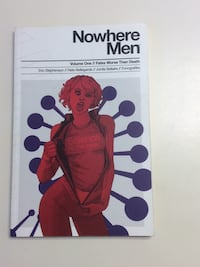 Nowhere Men (Vol. 1) Tallahassee, 32312