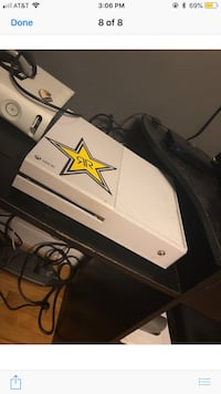 White xbox one console with controller Gastonia, 28052