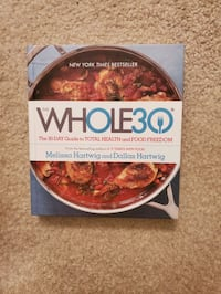 NEW The Whole 30 Book   Vienna, 22182