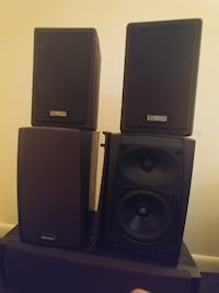boston acoustics speakers with sub and cambridge speakers Manchester