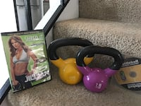 Kettlebells and DVD's