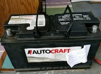 black Autocraft vehicle battery Orlando, 32822