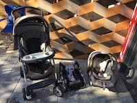 Chicco Stroller - Very Good Condition 533 km