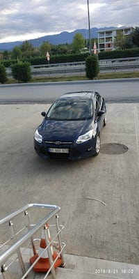 2013 Ford Focus STYLE 1.6I 125PS 4K