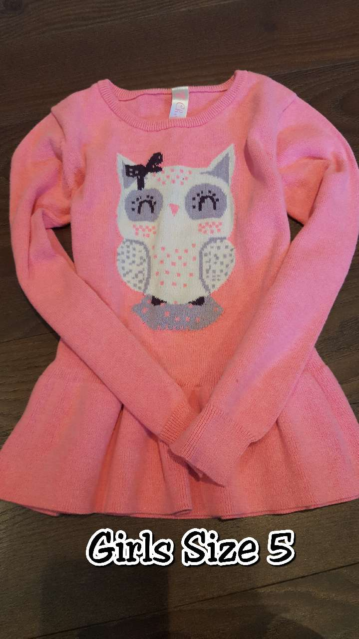 Girls Size 5T