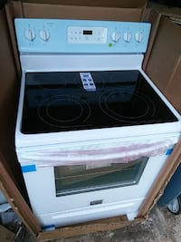Glass top 4 burner w/warmer Self Cleaning Oven Walkersville, 21793