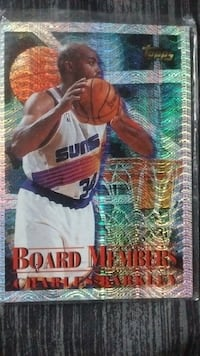 Charles Barkley card Anderson, 46013