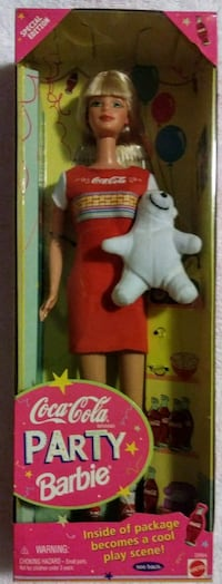Older Collectable Barbie Doll.