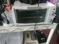 white and black toaster oven Chester, 29706