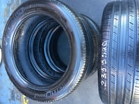 Set of Michelin 235/55 R20  Cudahy, 90201