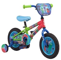 "NEW with Tags - Kids Pj Masks 12"" Bike Ashburn"
