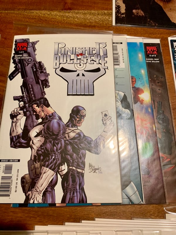 Marvel MAX Punisher Comic Collection! #1-55 (ex.29) with Specials 50ec78bc-a5af-45dc-904f-bd89fd6a7cb1