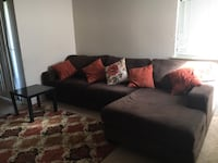Brown sectional couch (available end of November) Norman, 73071