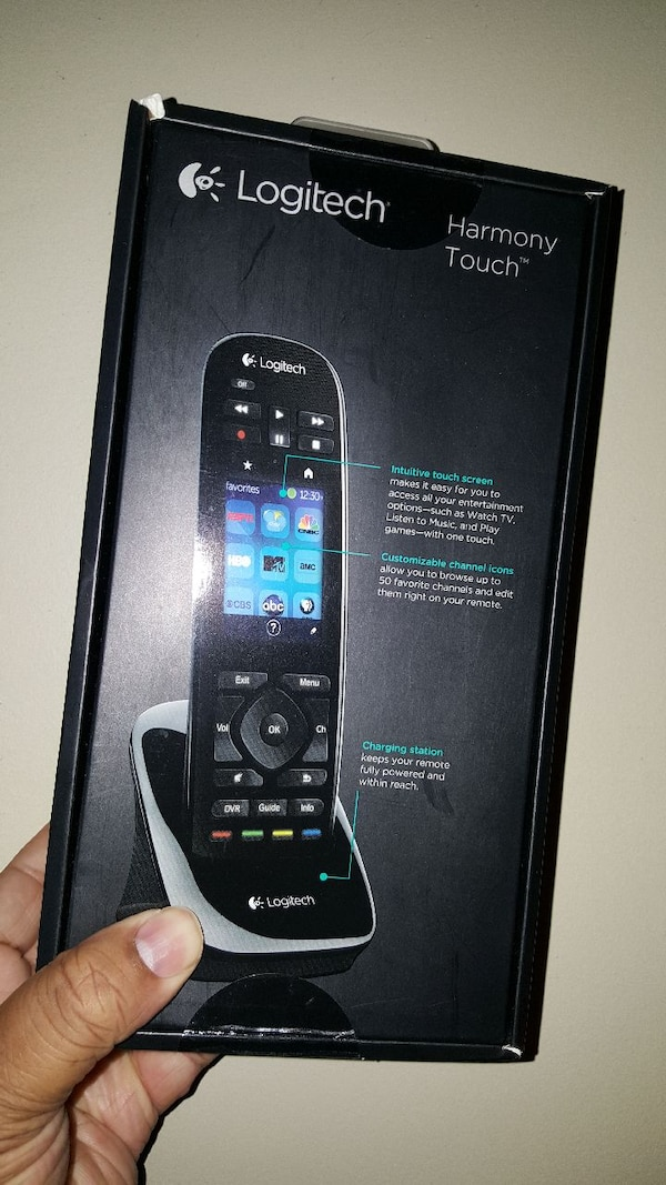 NEW IN BOX! BEST DEAL HARMONY TOUCH