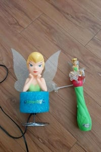 Tinkerbell light and wand