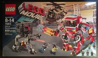 LEGO Movie Rescue Reinforcements Set 70813 - NEW AND UNOPENED Toronto, M6P