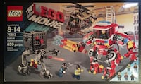 LEGO Movie Rescue Reinforcements Set 70813 - NEW AND UNOPENED