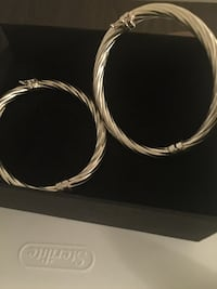 Sterling silver Bangles 2 for 60 or 30  Cleveland, 44115