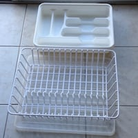 2 kitchen Accessories great condition both $8.   Rymal Rd East. Hamilton Hamilton, L8W