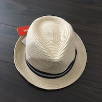 New 12-24m fedora hat for baby/toddler Vancouver, V5V